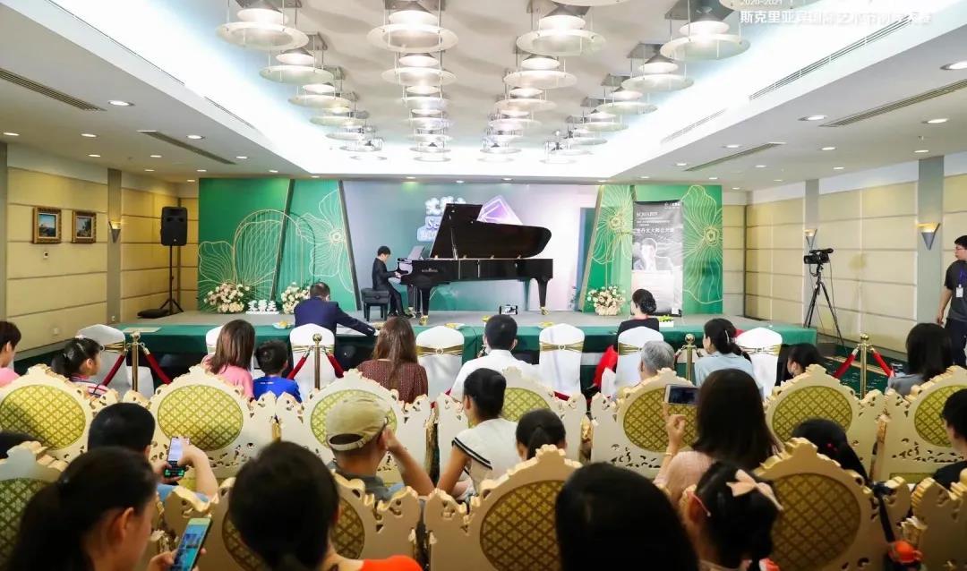 舒密尔钢琴助力斯克里亚宾国际艺术节钢琴大赛中国区总决赛