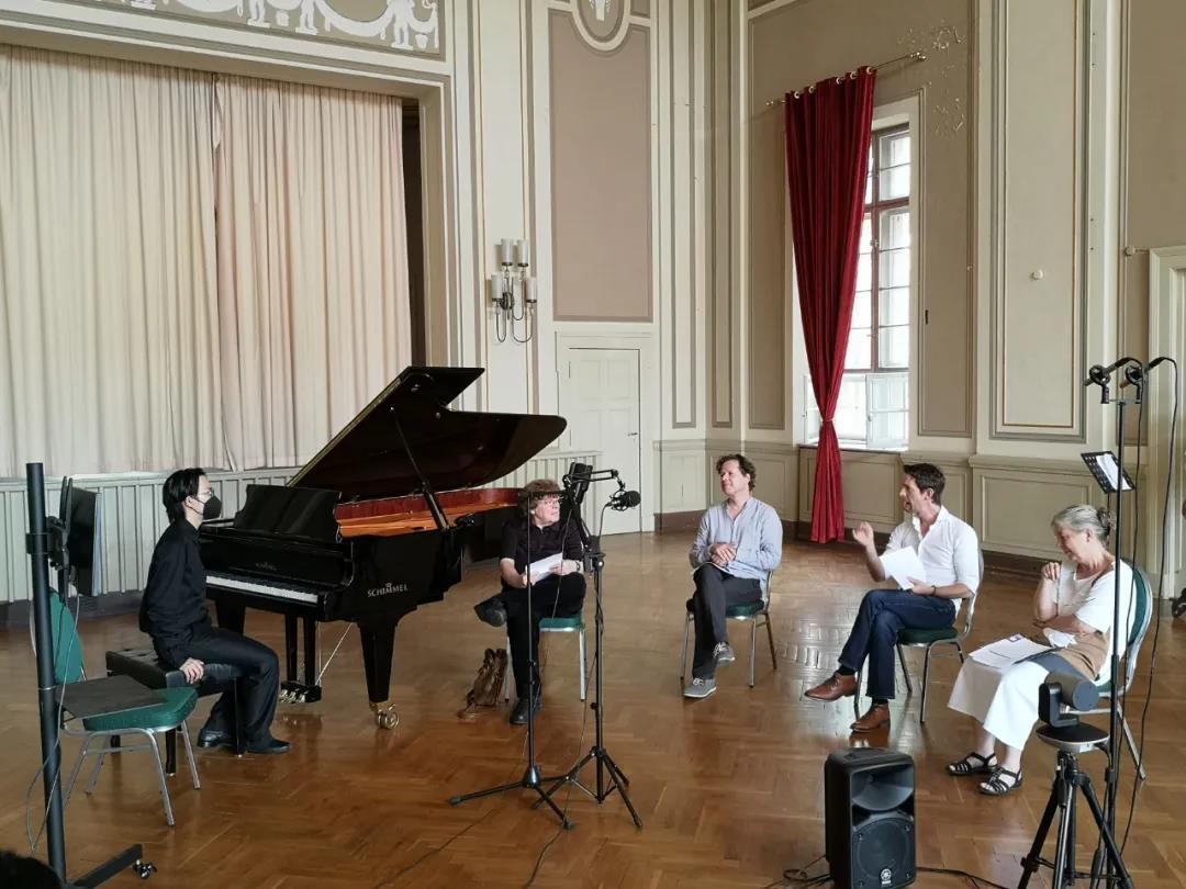 SCHIMMEL 聚焦| 柏林音乐表演艺术学院Schimmel奖学金大赛