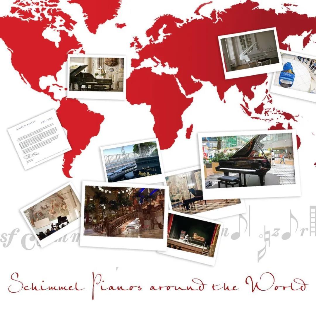 全球汇|奢华世界里的舒密尔(Schimmel)钢琴