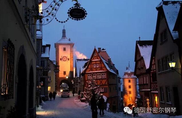 走进德国 | 绝美而深沉的古老小镇(二)