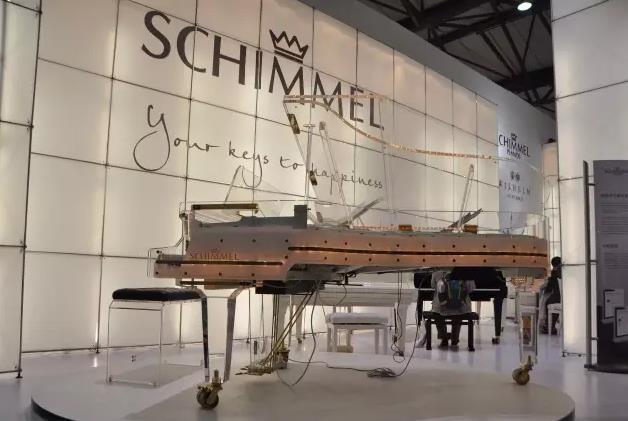 Schimmel Piano:每个琴键都是快乐的源泉