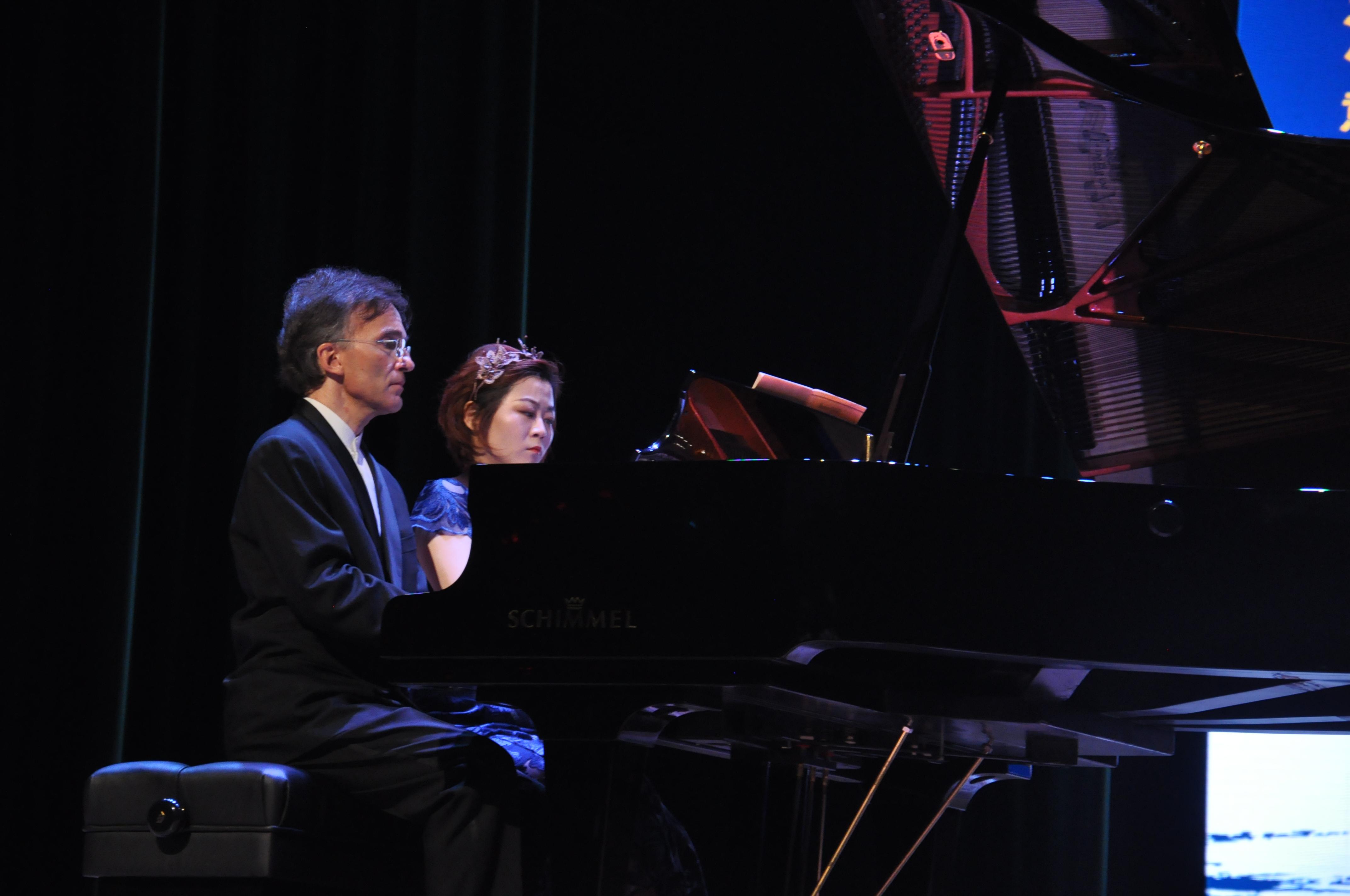 大师首演 | 2018年德国SCHIMMEL钢琴中国巡回演出广州站精彩回顾