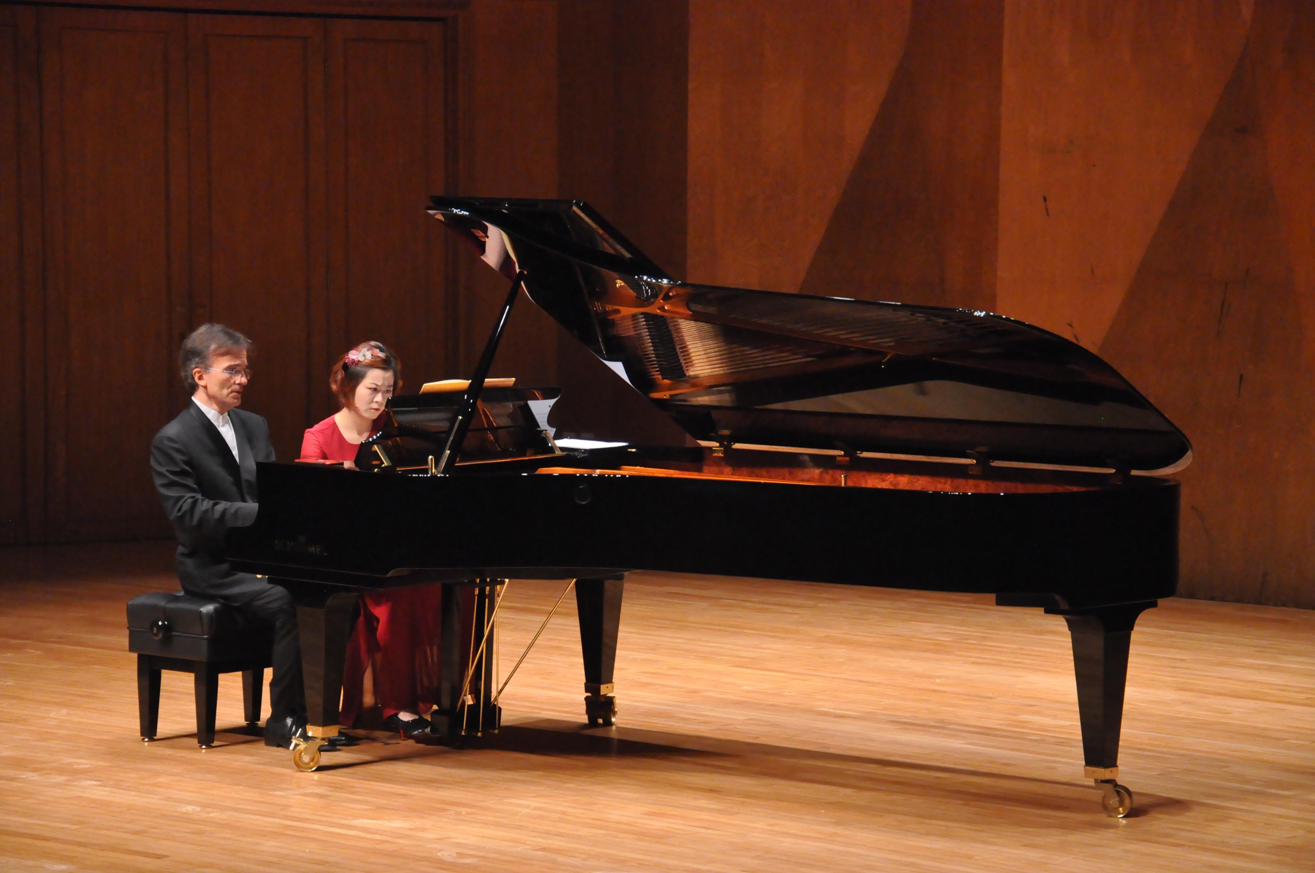 耳目一新 | 2018年德国SCHIMMEL钢琴中国巡回演出深圳站精彩回顾