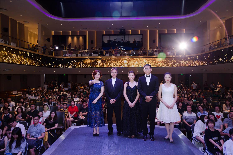 别出心裁 | 2018年德国SCHIMMEL钢琴中国巡回演出福州站精彩回顾