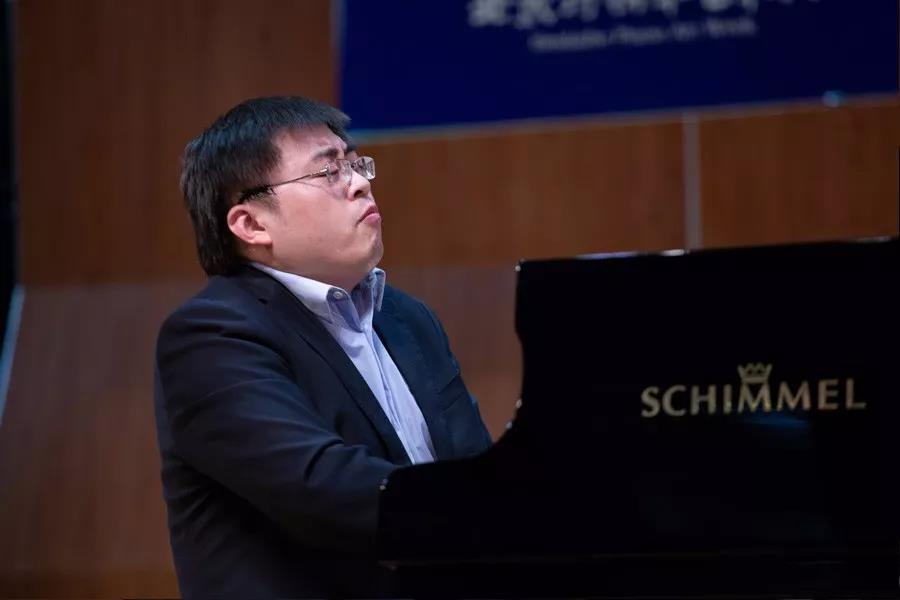 第二届北戴河钢琴艺术周炉火纯青之作——陈韵劼钢琴独奏音乐会圆满成功