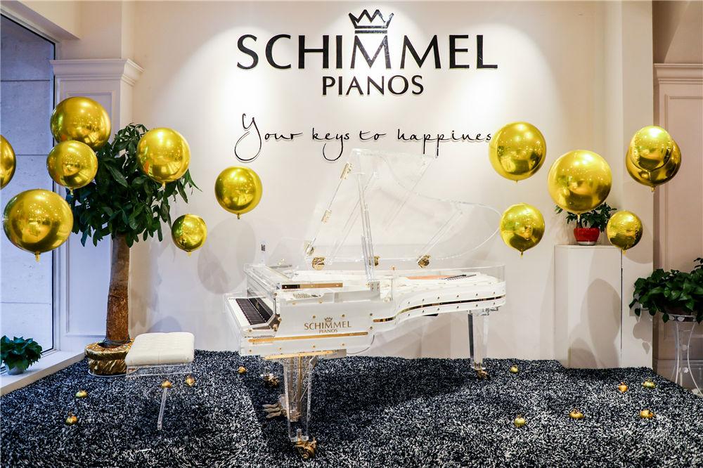又一家!SCHIMMEL钢琴江西旗舰店今日盛大开业